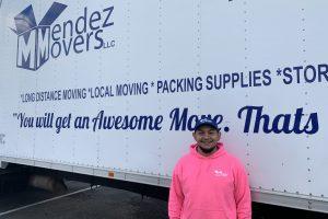 Pictured: Noe Mendez of Mendez Moving in Yakima, WA.